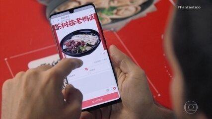 'Expresso Futuro': veja a revolução do pagamento digital na China
