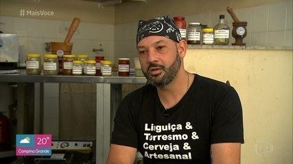 'A Melhor Linguiça do Brasil: conheça Saulo Mansur