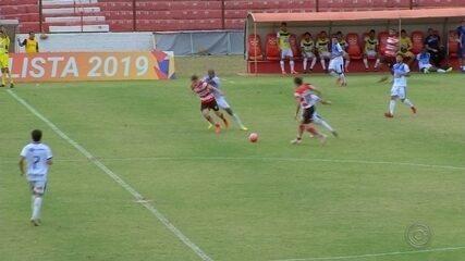 Linense derrota o Rio Claro pela Copa Paulista