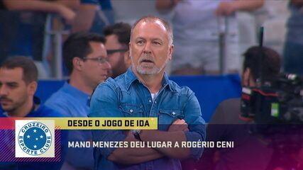 Seleção SporTV relembra as mudanças de Inter e Cruzeiro desde o jogo de ida no Mineirão