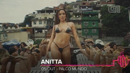 Anitta: Como será o show no Rock in Rio 2019?