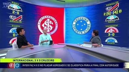 Após eliminação, Thiago Neves questiona improvisos na escalação do Cruzeiro