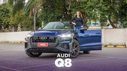 Vídeo: Audi Q8, o SUV de luxo com corpo de Lamborghini e motor de Porsche