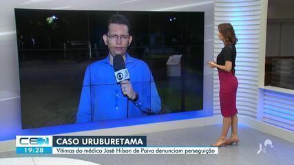 Vítimas do prefeito afastado de Uruburetama denunciam perseguição