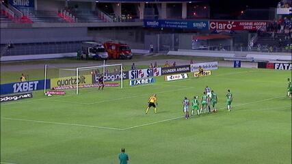 Melhores momentos de CSA 2 x 0 Chapecoense pela 18ª rodada do Campeonato Brasileiro Série B