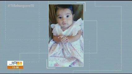 Bebê vítima de acidente de trânsito morre após dias internada em Araguaína