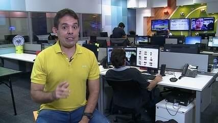 Adriano Siebra comenta erros de Vuaden no jogo entre Náutico e Paysandu