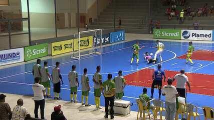 Carmópolis estreia na Copa TV Sergipe com vitória sobre Maruim