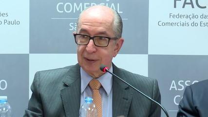 Marcos Cintra, secretário da Receita Federal, é demitido