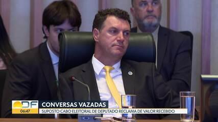"""Suposto cabo eleitoral de deputado reclama de valores de """"salário informal"""""""
