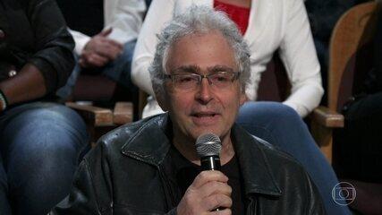 """Rubens Rewald fala sobre o documentário """"Deixa Que Digam"""""""