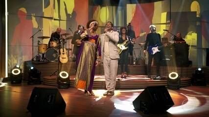 Luciana Mello fala sobre disco em homenagem a Jair Rodrigues