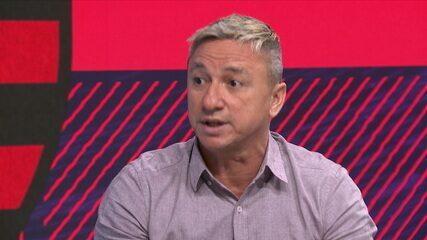 """Paulo Nunes fala sobre o jogo Flamengo e Grêmio: """"Flamengo hoje é o melhor time do Brasil, mas o Grêmio ainda é maravilhoso"""""""