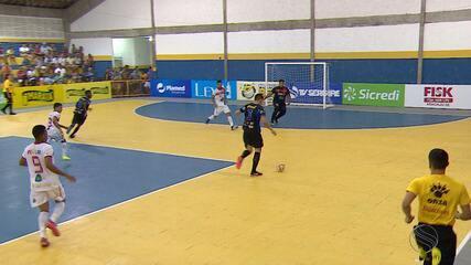 Itaporanga derrota Socorro e garante classificação antecipada na Copa TVSE
