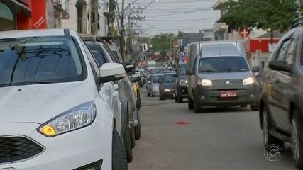 Sistema de vagas rápidas de estacionamento começa a funcionar em Boituva