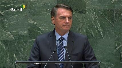 Presidente reafirma seu compromisso com os 'mais altos padrões de direitos humanos'