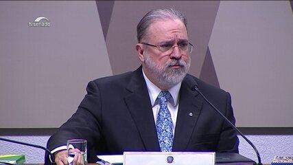 Plenário do Senado aprova Augusto Aras para procurador-geral da República