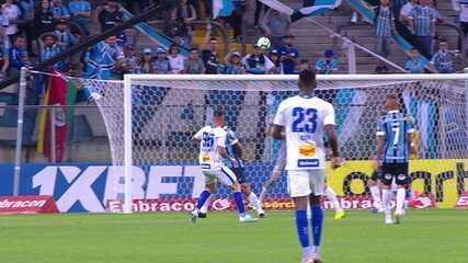 Melhores momentos de Grêmio 6 x 1 Avaí pela 21ª rodada do Campeonato Brasileiro