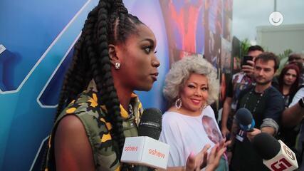 Iza e Alcione revelam curiosidades nos bastidores do Palco Sunset no Rock in Rio