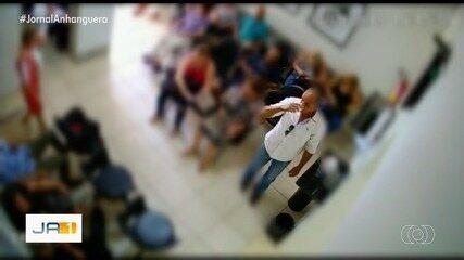 Homem é suspeito de furtar três clínicas de saúde em Goiânia