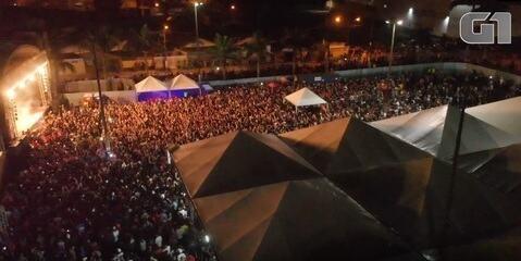 Festival da Juventude recebe mais de 85 mil pessoas em Praia Grande