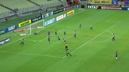 Melhores momentos de Fortaleza 1 x 0 Botafogo pela 22ª rodada do Campeonato Brasileiro
