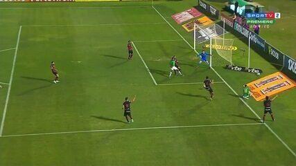 Os melhores momentos de Guarani 2x0 Atlético-GO pela Série B