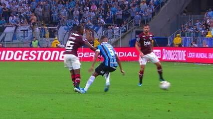 Melhores momentos de Grêmio 1x1 Flamengo pela semifinal da Taça Libertadores da América