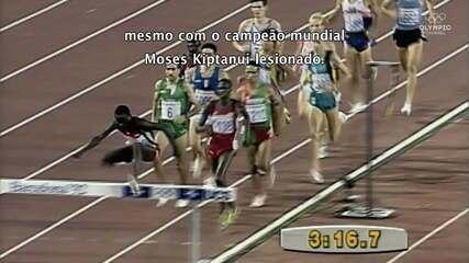Supremacia absoluta: quenianos dominam os 3000m com barreiras