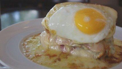 Aprenda a fazer a francesinha, delicioso sanduíche típico do Porto, em Portugal
