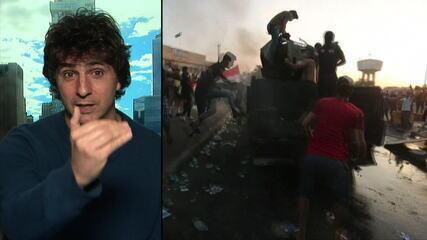 Iraque: confrontos em manifestações deixam 46 mortos