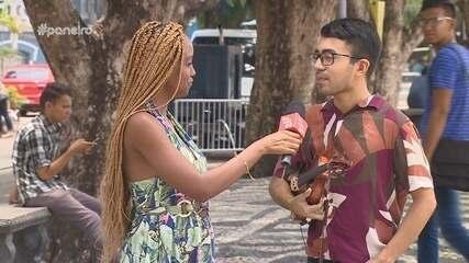 Parte 3: E pra fechar tem violinista de Roraima fazendo mó sucesso nas redes sociais