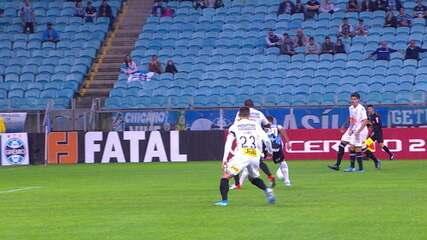 Melhores momentos: Grêmio 0 x 0 Corinthians pela 23ª rodada do Brasileirão