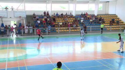 Ala faz gols a 3 segundos do fim no Piauiense de futsal