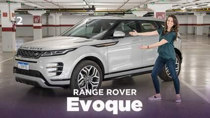 Por que o Range Rover Evoque faz tanto sucesso?