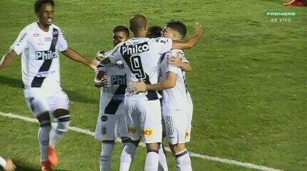 Os gols de Ponte Preta 3x1 Londrina, pela 27ª rodada da Série B