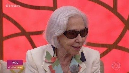 Prestes a completar 90 anos, Fernanda Montenegro lança livro de memórias