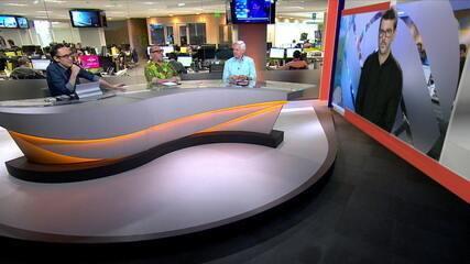 Redação repercute demissão de Odair Hellmann no Internacional