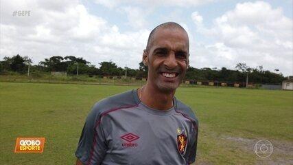 Sub-20 do Sport dá arrancada no Brasileirão, muito por causa do técnico César Lucena
