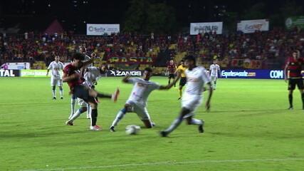 Melhores momentos de Sport 2 x 0 São Bento pela 28ª rodada da Série B 2019