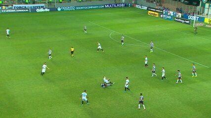 Melhores momentos de Atlético-MG 1 x 4 Grêmio pela 25ª rodada do Campeonato Brasileiro