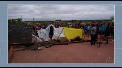 Indígenas Munduruku liberam rodovia Transamazônica, após protestos