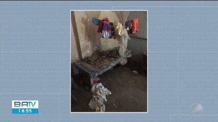 Cinco trabalhadores são resgatados de condições análogas à escravidão em Ilhéus
