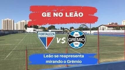 GE no Leão: confira as notícias da reapresentação do Fortaleza