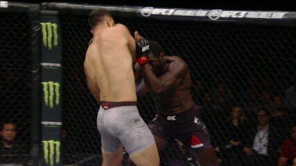 Chris Weidman x Dominick Reyes é o evento principal do UFC Boston