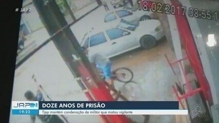 Reportagem da época mostra vídeo da ação que levou à morte de Fernando