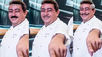 'Fora da Cozinha' Veja o trecho do Meme do bigode do Batista