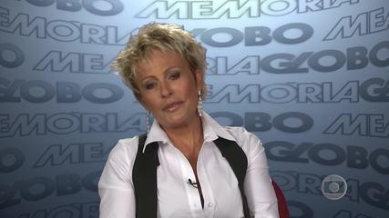 Depoimento - Ana Maria Braga - Louro José