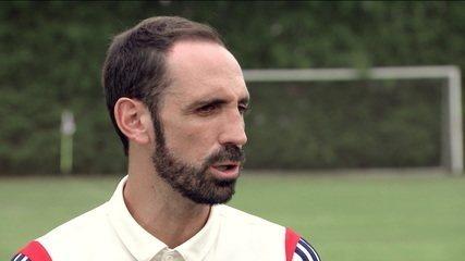 Após carreira de sucesso na Europa, Juanfran fala sobre desafio de jogar no futebol brasileiro, sonha com título e elogia Fernando Diniz