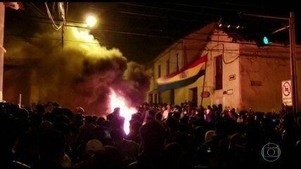 Bolívia tem confrontos após Tribunal indicar reeleição de Evo Morales